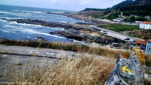 foto de camino de santiago monacal