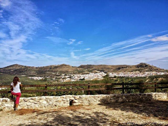 foto camino mozarabe de santiago