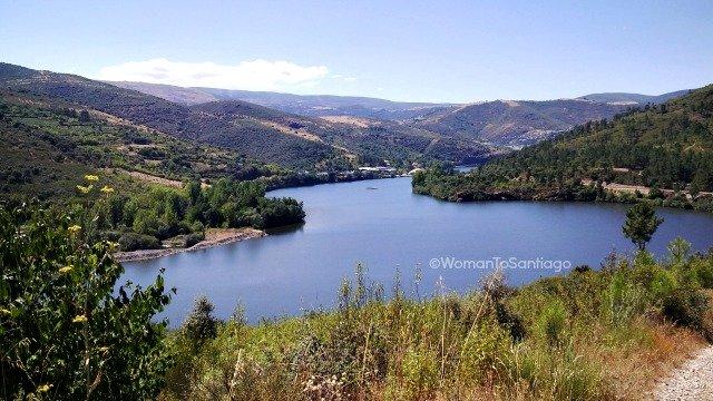 foto de las vistas del rio