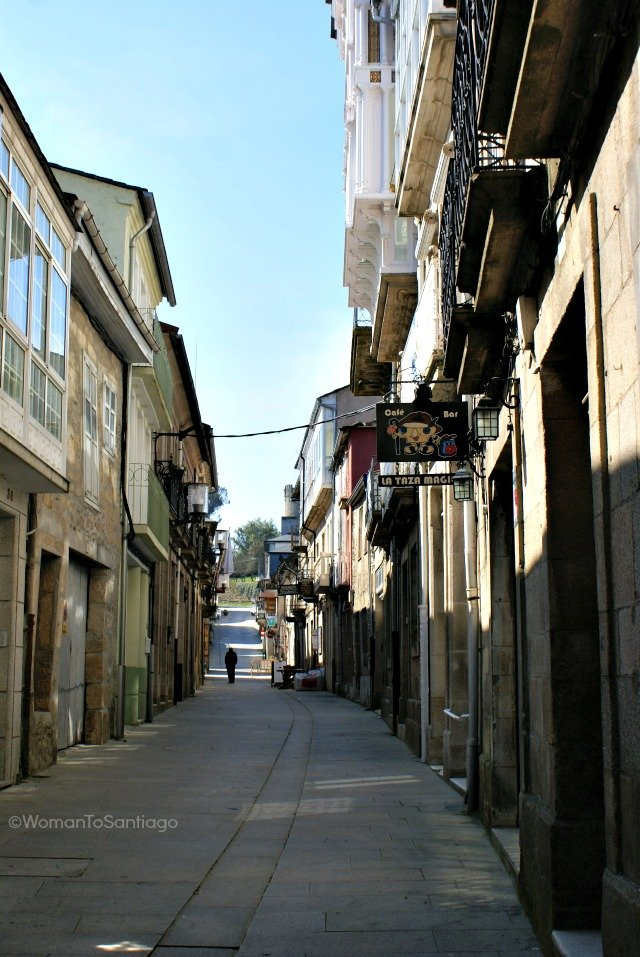 foto de calle de sarria