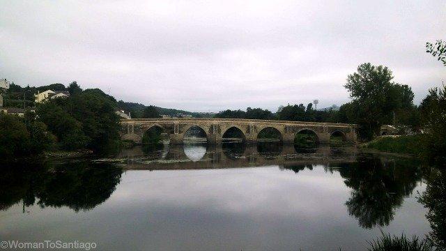foto de puente de lugo