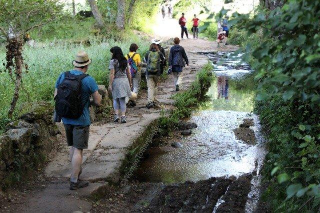 camino-frances-senda-agua-taller-del-camino-de-santiago-womantosantiago