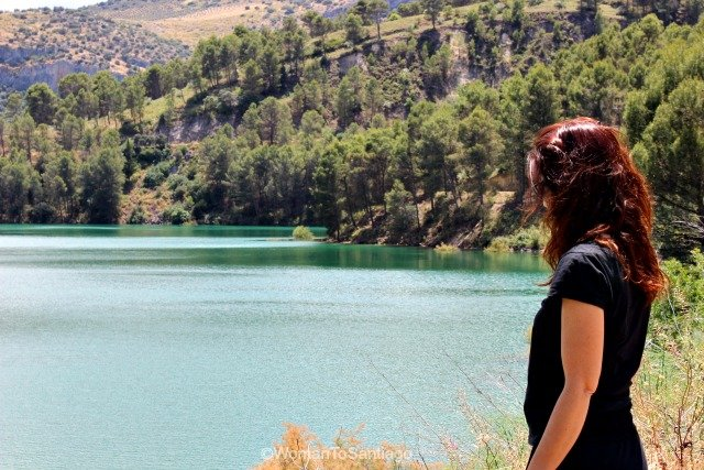 camino-mozarabe-cordoba-lago-iznajar-womantosantiago