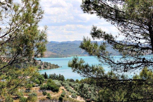 camino-mozarabe-cordoba-lago-iznajar
