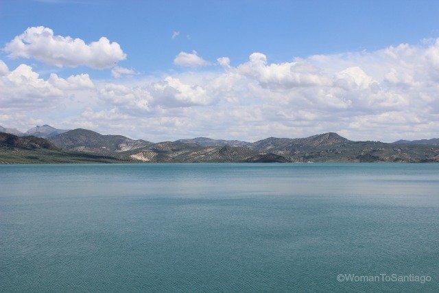 camino-mozarabe-cordoba-sierra-lago-iznajar