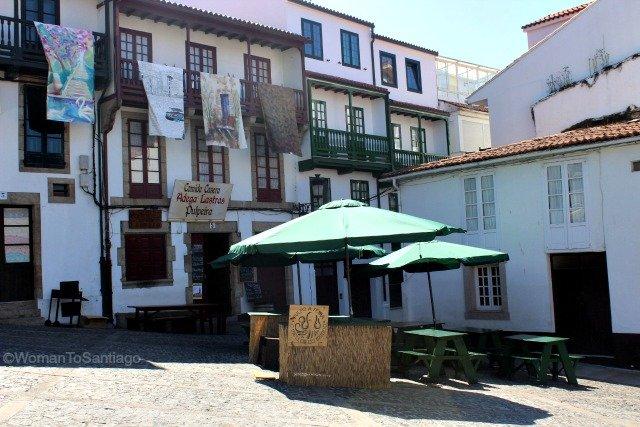 betanzos-plaza-perez-de-andrade-camino-de-santiago-ingles