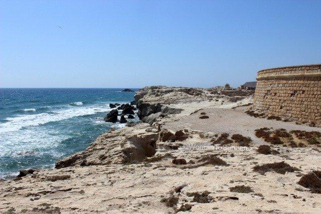 cabo-de-gata-almeria-fortaleza-los-escullos-womantosantiago