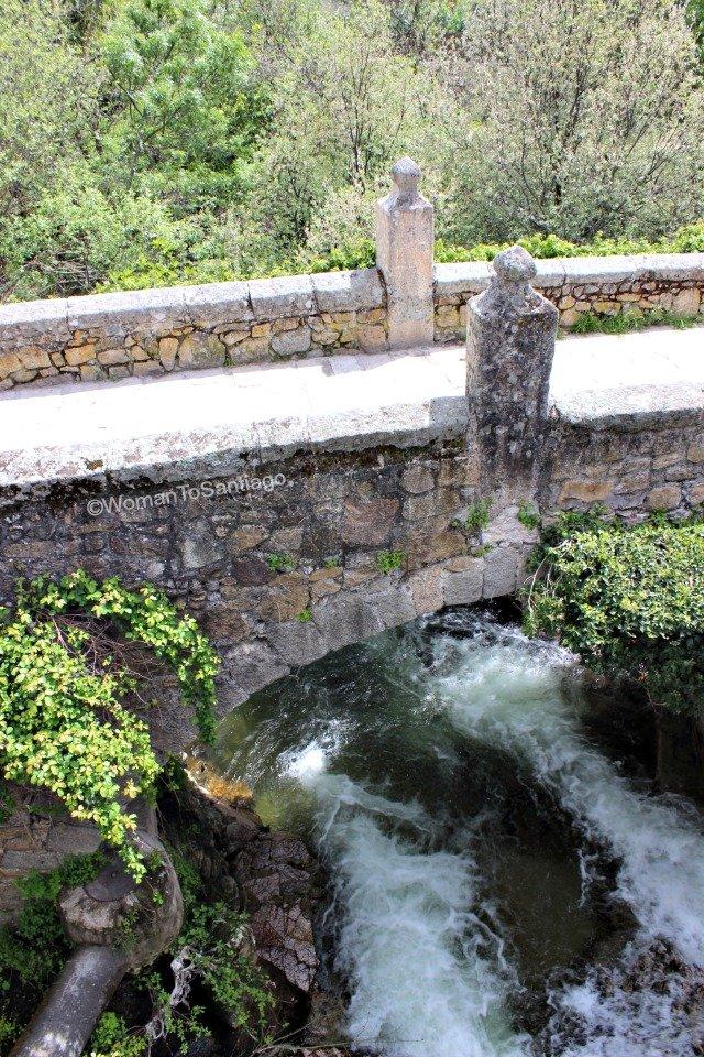 foto del puente de manzanares el real