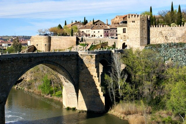 foto del puente de san martin