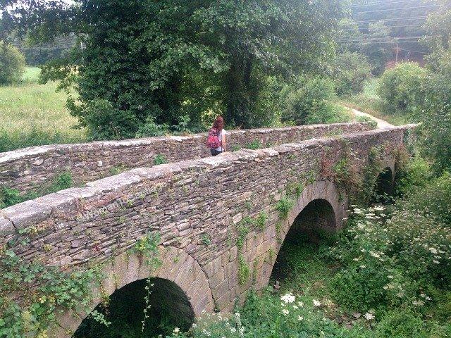foto del puente de aspera