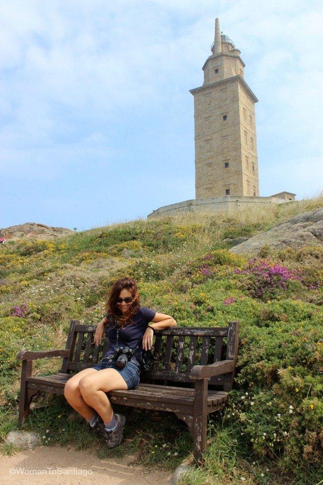 torre-de-hercules-camino-de-santiago-ingles-womantosantiago