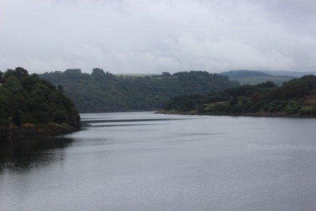 foto del rio mino