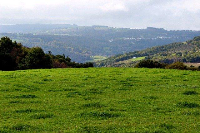 foto de un valle
