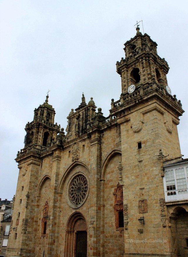 foto de la catedral de mondonedo