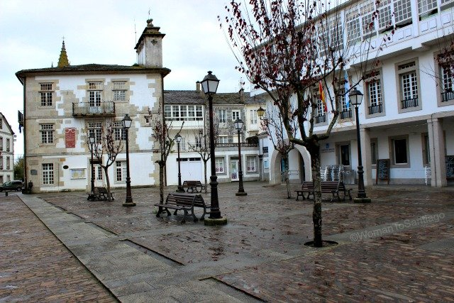 foto del ayuntamiento de mondonedo