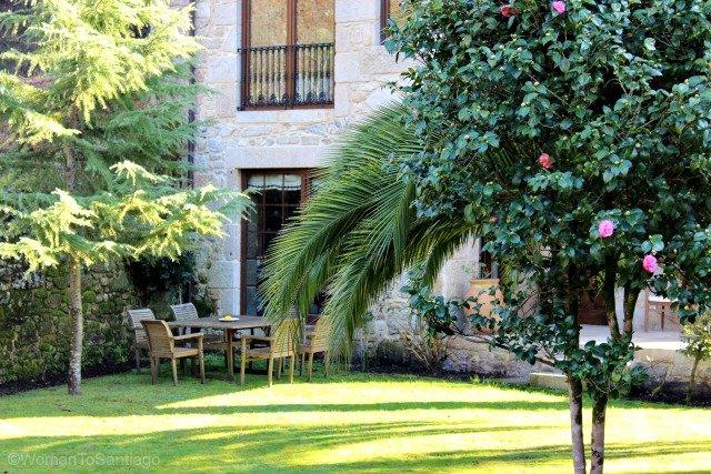 foto del jardin