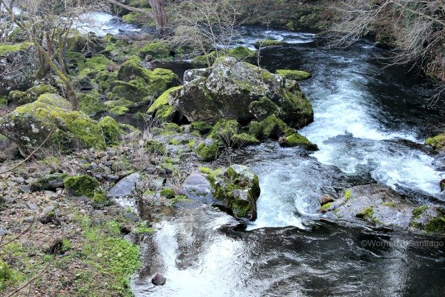 foto del rio umia