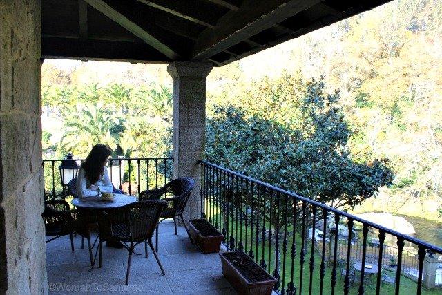 foto de womantosantiago en la terraza