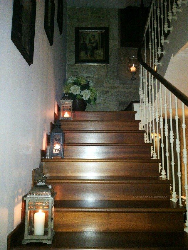 foto de las velas