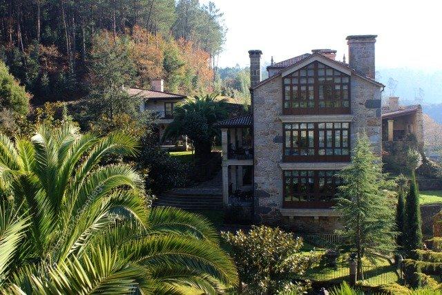 foto hotel rural en caldas de reis