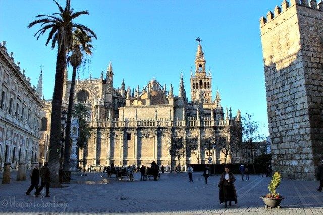 foto de la catedral de sevilla
