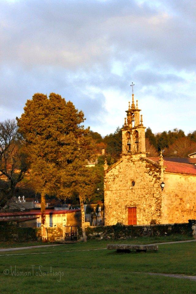 foto de la ermita de dombodan