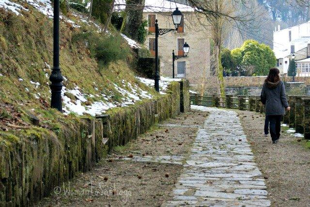 foto del camino frances