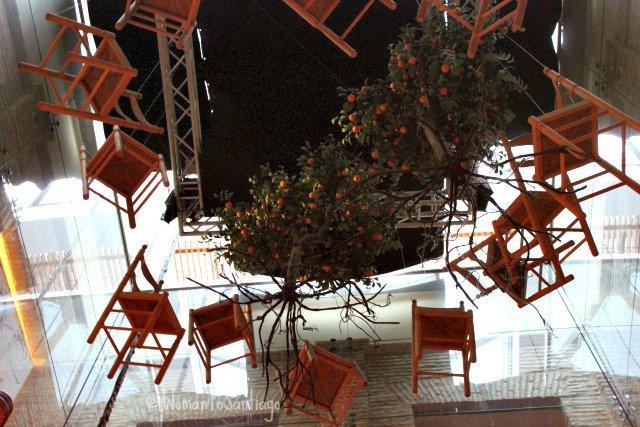 foto museo baile flamenco