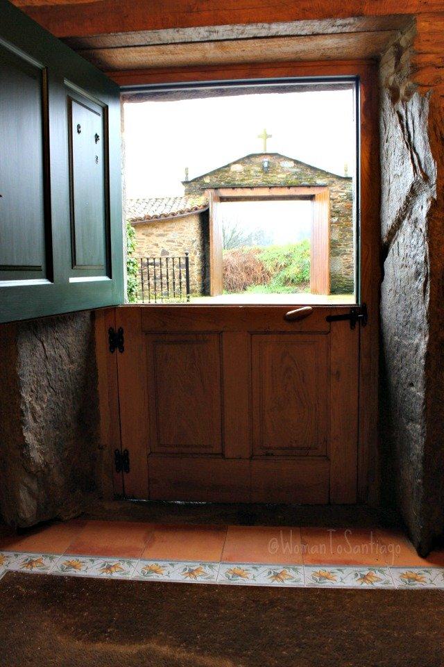 foto de la puerta
