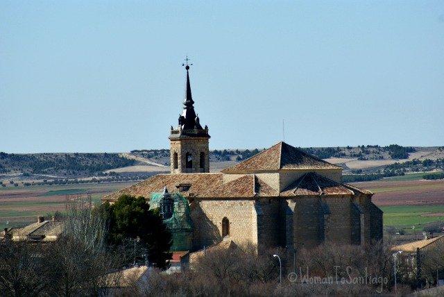 foto de iglesia de tembleque