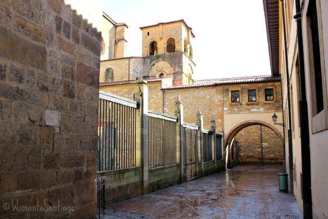 foto de catedral de oviedo