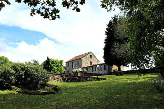 foto del complejo rural