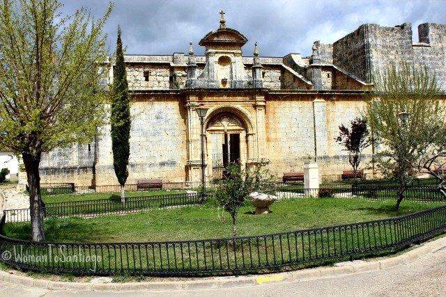 foto iglesia de villardefrades