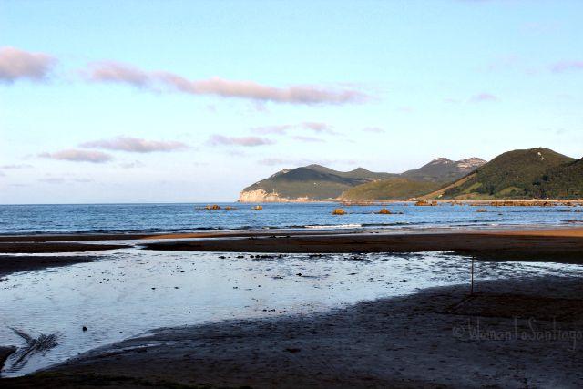 foto playa de trengandin