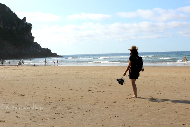 foto playa santona