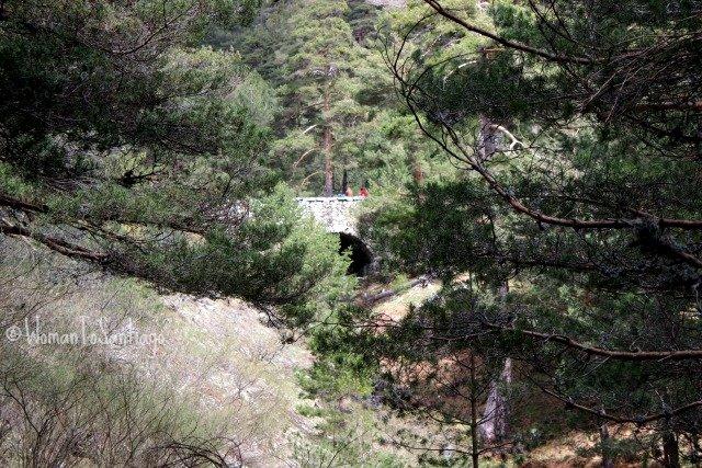 foto puente romano