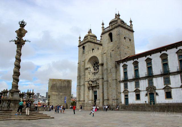 foto catedral oporto
