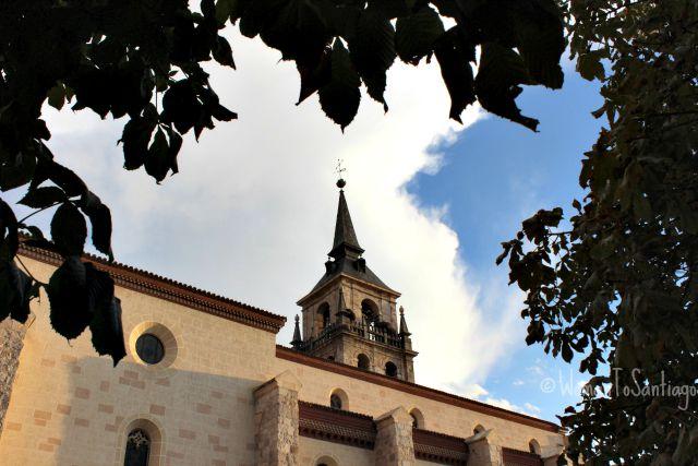 foto de la catedral de alcala