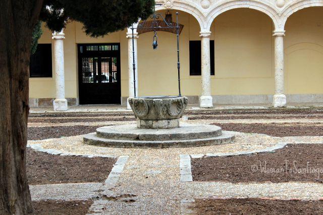 foto patio san ildefonso de alcala