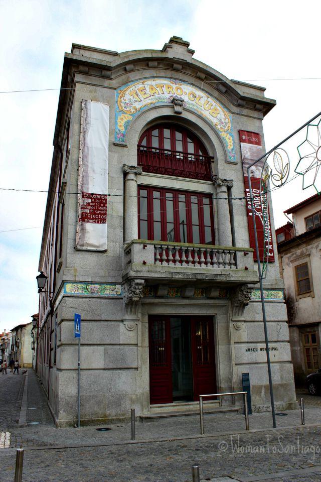 foto del museo de esposende