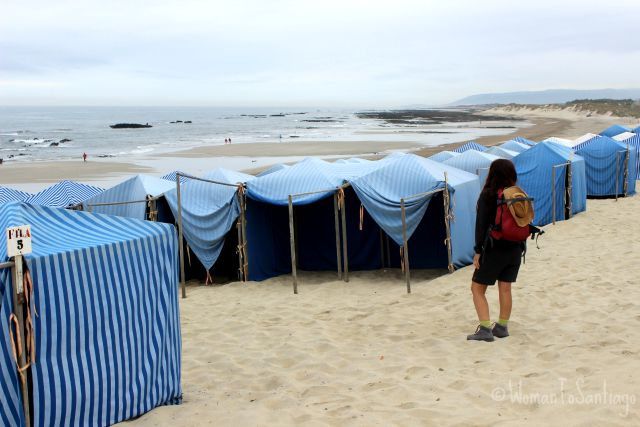 foto de la playa de esposende