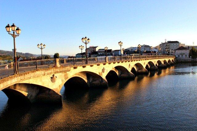 foto del puente viejo