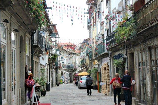 foto de calle vieja