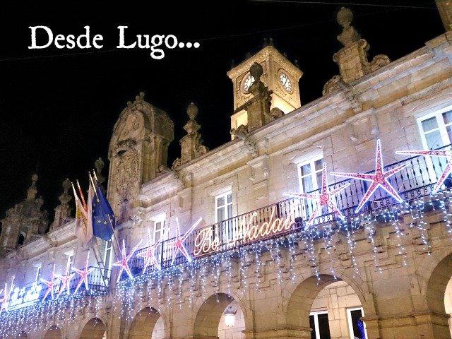 foto del ayuntamiento de lugo