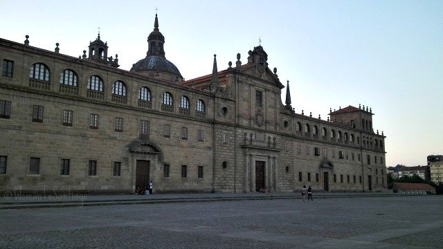 foto del monasterio de monforte