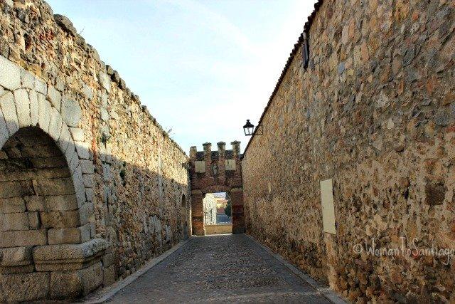foto piedras del acueducto