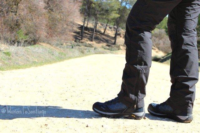 foto de calzado hi tec