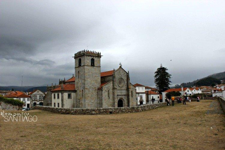 iglesia-matriz-caminha-do-minho-camino-portugues-costa