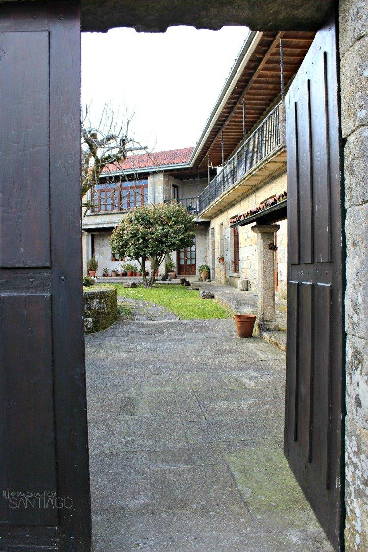 foto de entrada a casa