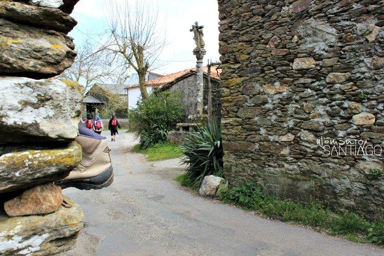 foto de aldea del camino